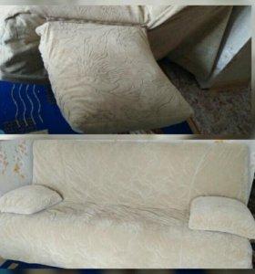 Хорошенький, новенький диванчик