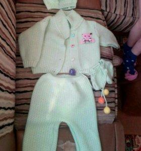 Два детских костюма.