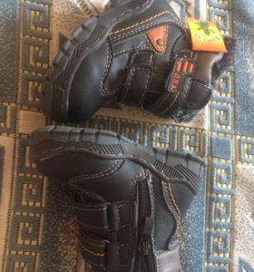Обувь 21 мех демисезонные