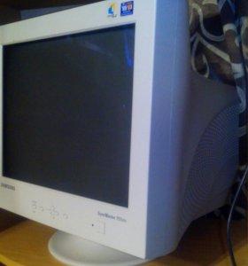 """Монитор 17"""" samsung syncmaster 757dfx"""