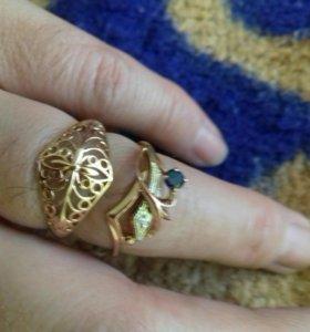 Золотые кольцо