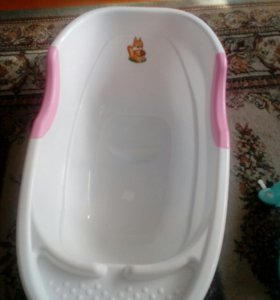 Ванночка + горка
