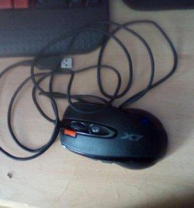 Мышь 4TECH. X7