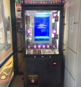 Торгово развлекательный аппарат с играми