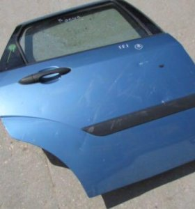 Двери задние на форд фокус