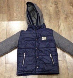 Куртка на весну Р 110-116