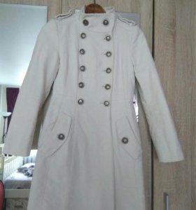 Пальто MANGO и куртка