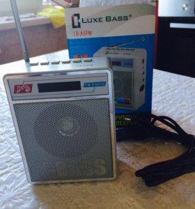 FM-Радиоприёмник с USB/SD плеером
