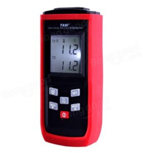 Термометр электронный двухканальный