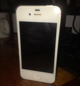 IPhone 4s 32gb белый