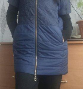 Продам куртку для беременных размер L