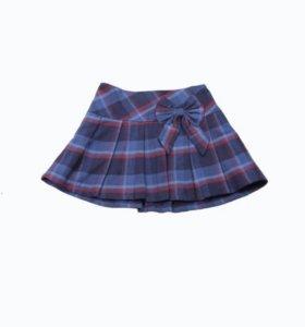 Размер 104,110 и 116 новая юбка