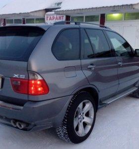 BMW X5 продажа/обмен на кв