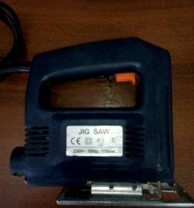 Электролобзик JIG SAW