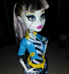 Кукла Monster High (Frankie Shtein, picture day)