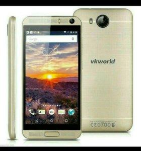 Смартфон VKWORLD VK800X новый 5 дюйм,8/64Гб, 8Мп