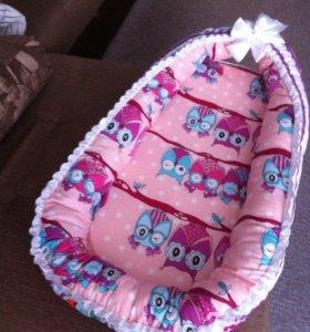 Уютное гнездышко для новорождённых