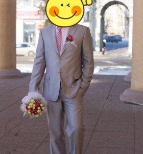 Свадебный костюм+рубашка