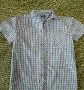 Рубашка детская мальчику