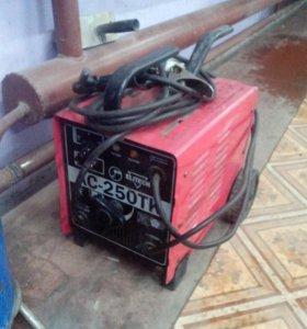 Сварочный аппарат АС-250 ТК 220-380 вольт