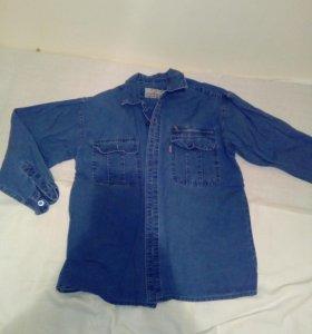 Рубашка джинса