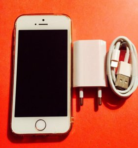 iPhone 5s-32gb gold