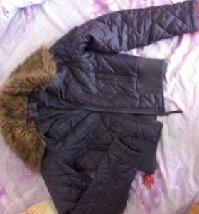 Куртка как новая