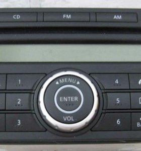 Магнитола с Nissan Tiida 2008. Модель PN-2805L. К