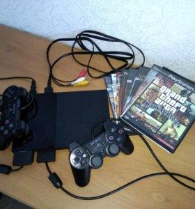 Sony Playstation 2 Slim