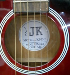 Гитара JK 103с