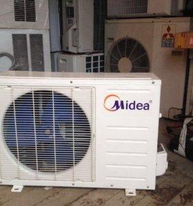 MIDEA - 18, внешний блок.