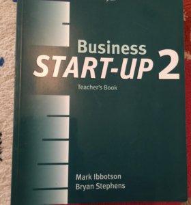 Start- up 2 teachers book