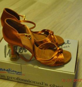 Туфли Латина International dance shoes