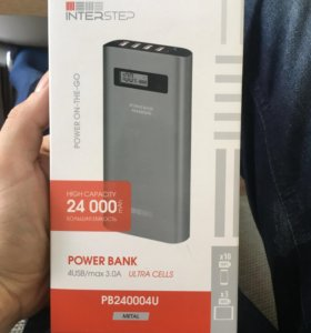 Поуэр банк, зарядка, мощный.