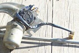 Продам Мотор стеклоочестителя от ВАЗ классики