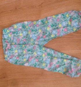 Одежда для девочки 1,5-2 лет h&m