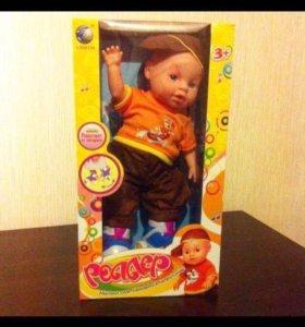 ⛸ Роллер новая музыкальная Кукла игрушки
