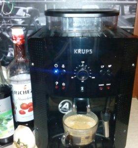 Кофемашина автомат.