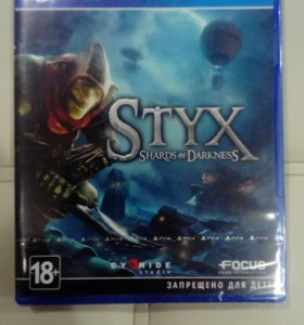 Styx Shards of Darkness Ps4