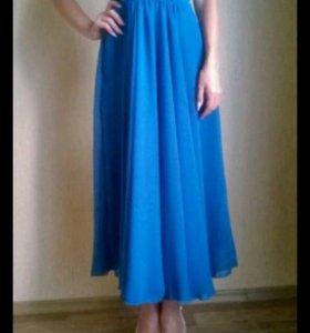 Новое красивое платье.