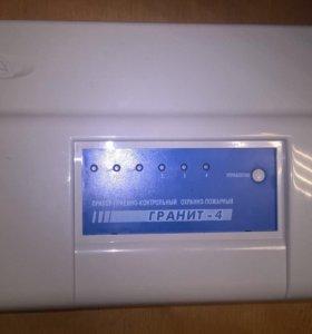 Комплект пожарно-охранной сигнализации гранит-4