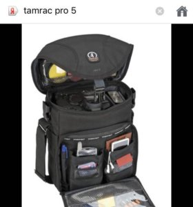 фото сумка TAMRAC PRO5