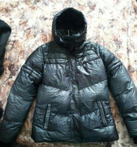 Куртка горнолыжная;шуба мутон