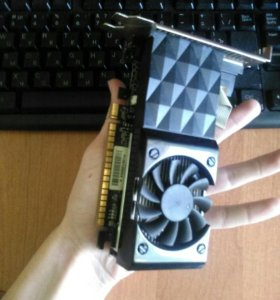 Видеокарта NVIDIA GeFors 640