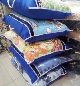 Детские одеало подушки