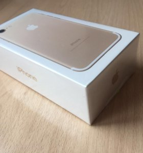 Apple iPhone Gold 32Gb новый