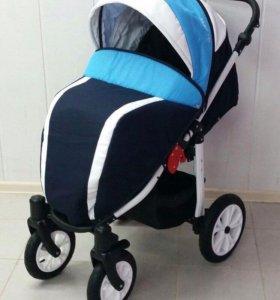 Новая прогулочная коляска Камарелло Еос