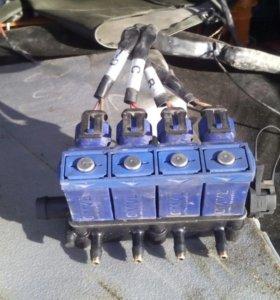 Гбо газовое оборудование 4 поколения