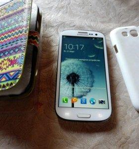 Продам телефон самсунг гелакси s3