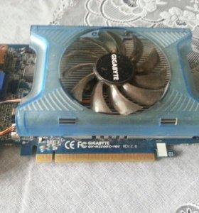 Видеокарта Gigabyte GeForce GT 220